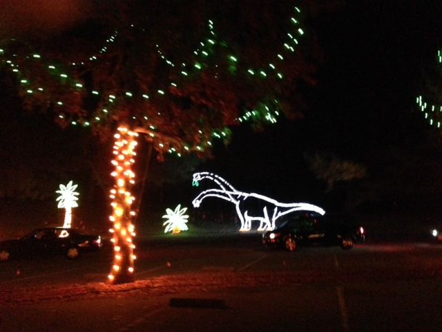 Christmas Family Fun: Fantasy of Lights in Los Gatos, California ...