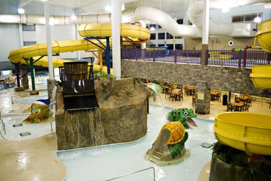 Castle Rock Resort And Waterpark In Branson Missouri