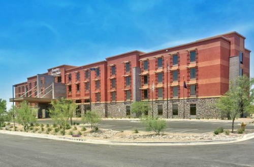 Hampton Inn & Suites Scottsdale, Arizona at the Riverwalk