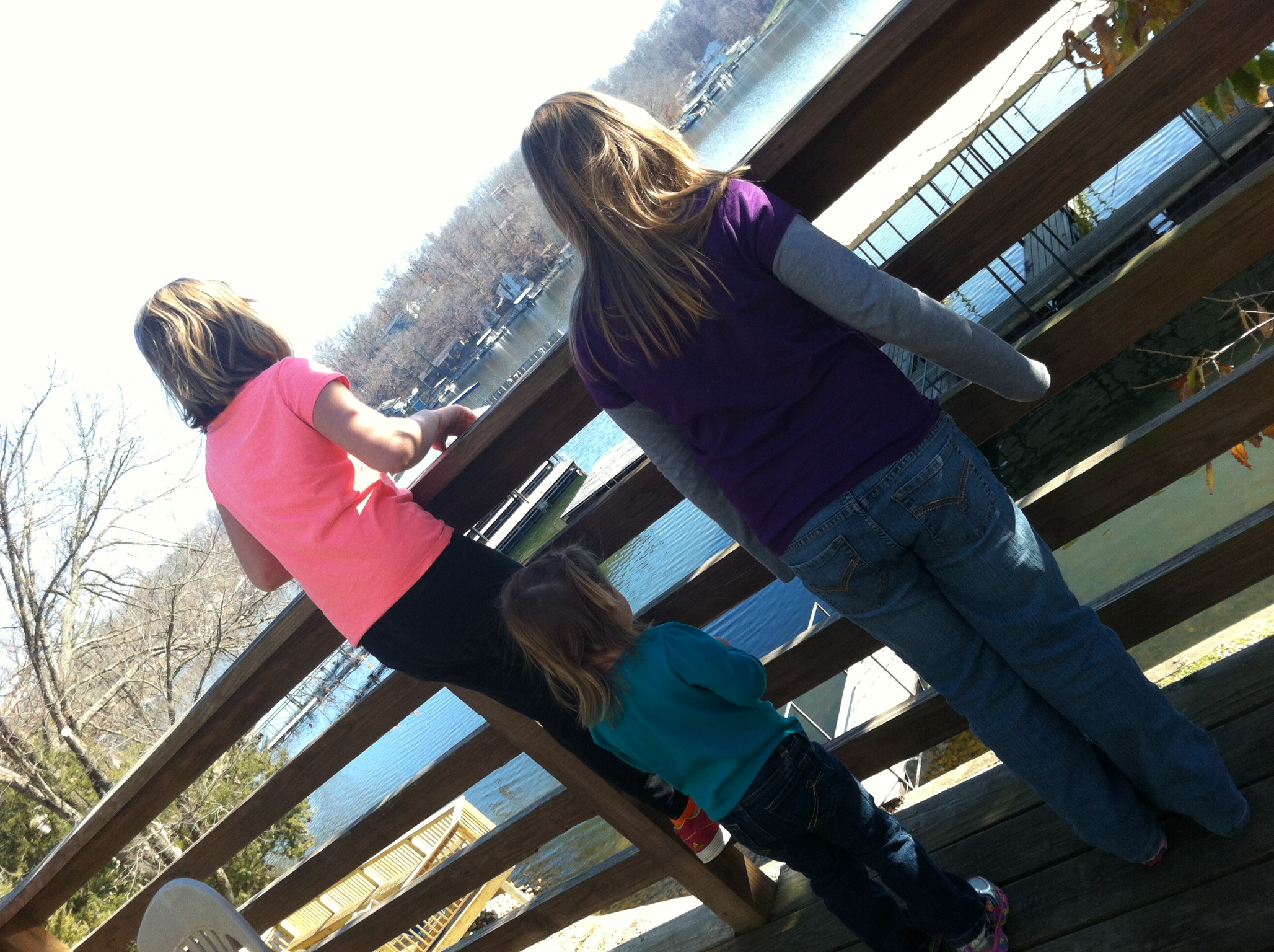Family Lodging at Point Randall Resort in the Lake of the Ozarks, Missouri