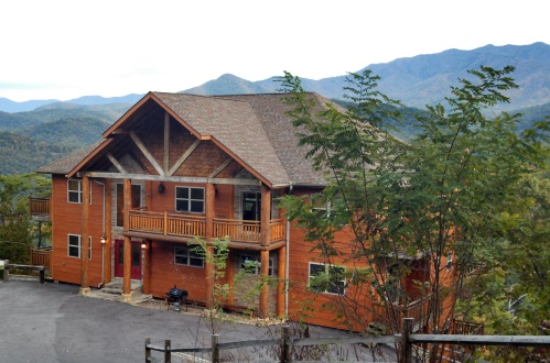 Wyndham vacation rentals smoky mountains travelingmom for Cabin rental smokey mountains