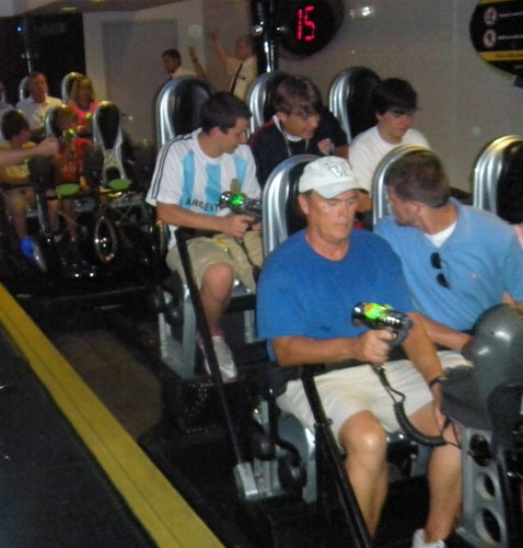 Theme park safety and your child with Autism