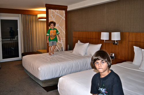 Daytona Hyatt - Room