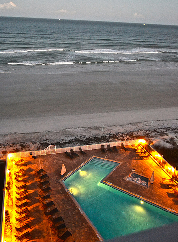 hyatt place daytona beach oceanfront review. Black Bedroom Furniture Sets. Home Design Ideas