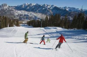 Ski package deals available in Durango Colorado. Photo Credit Durango Ski Resort