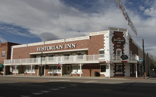 Historian Inn: Great Family Lodging in Carson Valley, Nevada