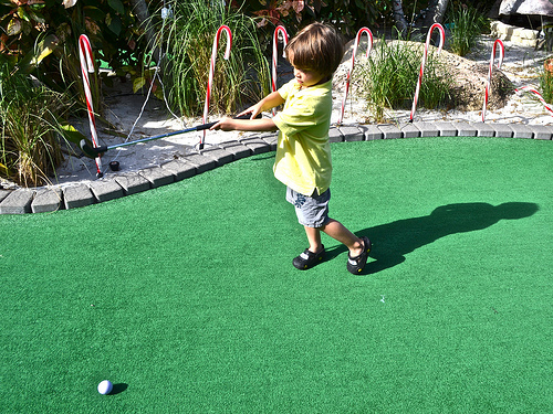 Family Fun is a Mini Golf Adventure in South Florida