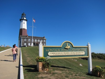 Discovering the Hamptons with Baby