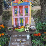 Cemeteries are joyful places for the Day of Dead. Photo by Christine Tibbetts
