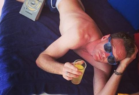 Neil Patrick Harris' Green Vacation in Mexico Turns into Drinking Binge