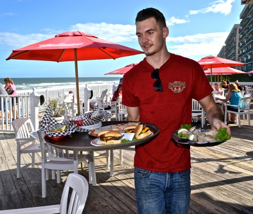 restaurants in daytona beach