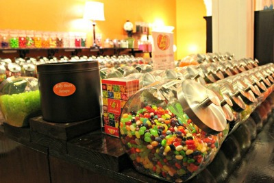 The Crave Candy Shop in Wilmington ohio
