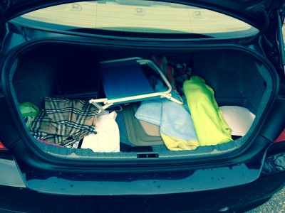 Is Your Trunk Ready for An Emergency: 1/13 Trunk Junk Twitter Party Recap
