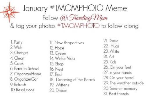 #TMOMPhoto January Instagram meme
