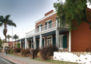 The Whaley House. Photo Credit: Old Town San Diego Guide