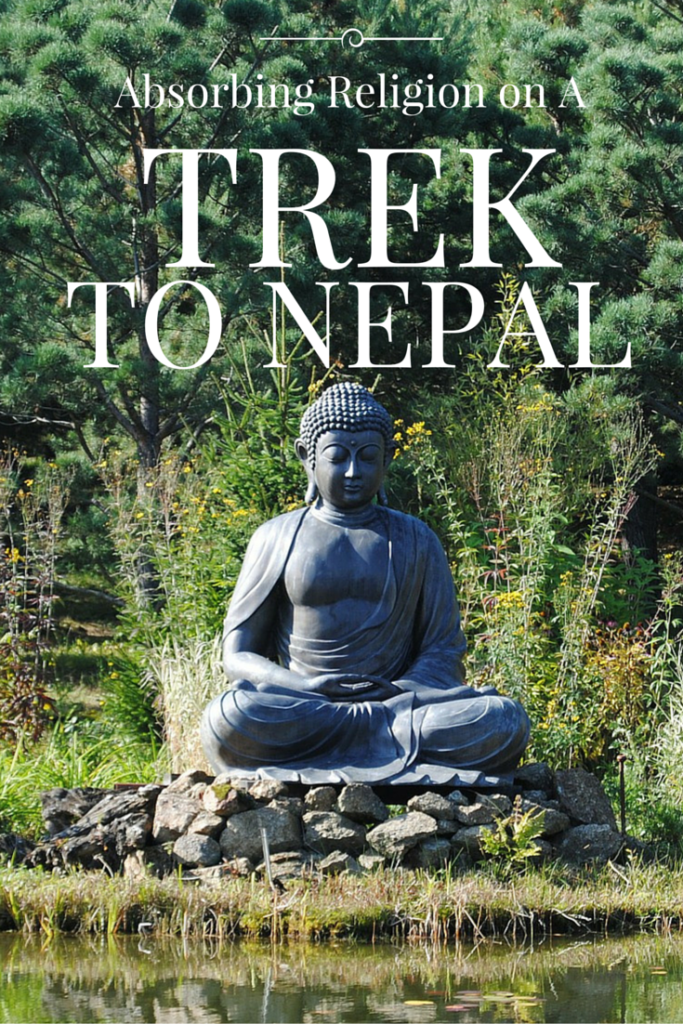 Absorbing Religion on Trek to Nepal