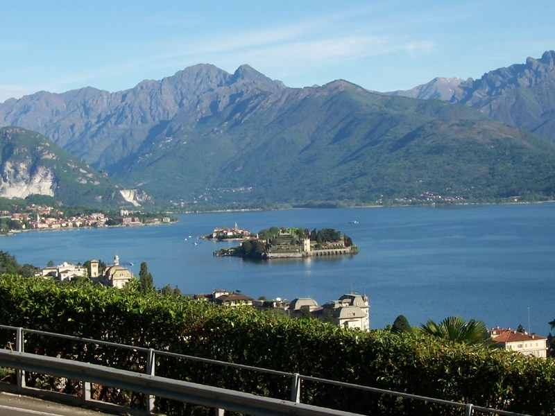 Visit beautiful Lake Maggiore on a first trip to Italy.