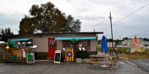 A Fun Family Food Stop Near Weeki Wachee, Florida