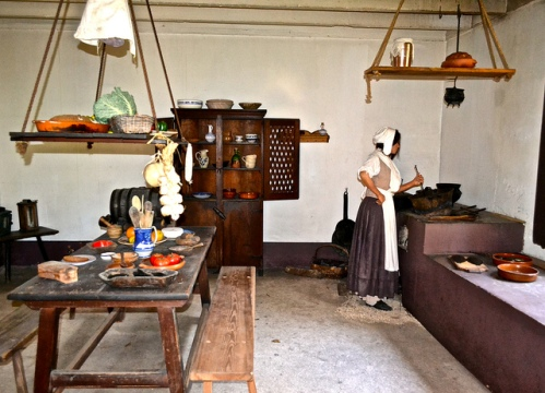 Revisiting Three Centuries of Take Overs and History – Colonial Quarter in St. Augustine, Florida