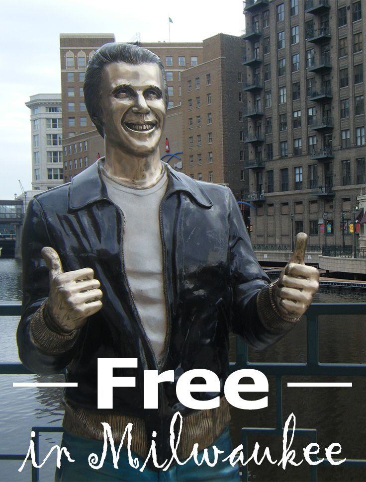 Milwaukee for Free: 14 Ways to Have Fun