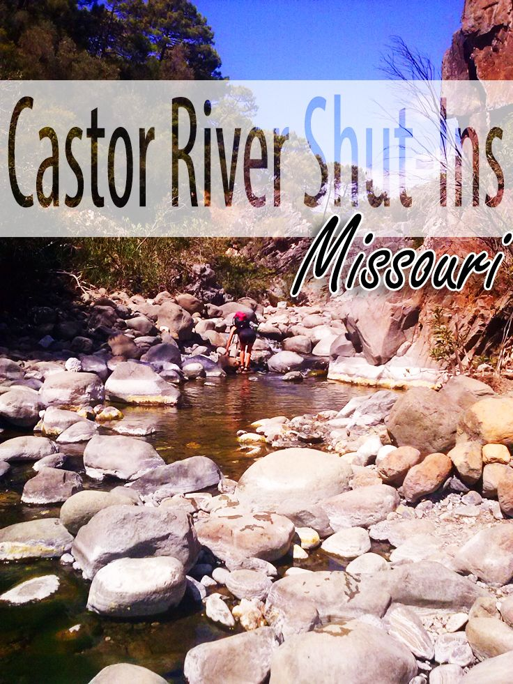 One Place Everyone Should See During Fall: Missouri's Castor River Shut-ins
