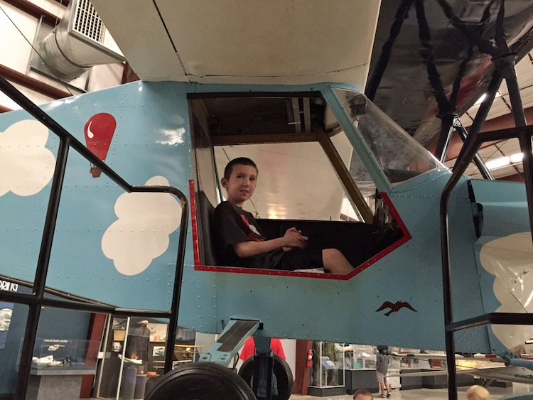 Things to do in Tucson with Kids - Pima Air and Space Museum