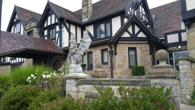 Punderson Manor State Park Resort offers a haunted experience any time of year.