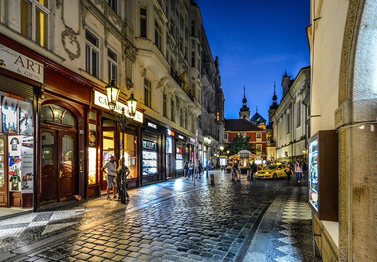 Beautiful Prague should be a stop on your next family vacation in Europe.
