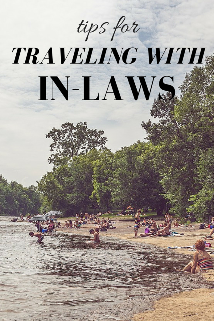 Tips for Traveling with In-Laws
