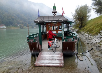 Cycling and barge tour through Europe