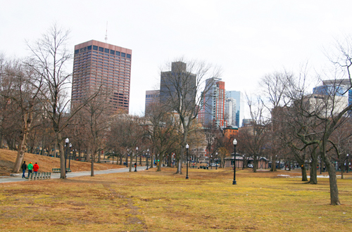 Boston Family Fun | Boston Common