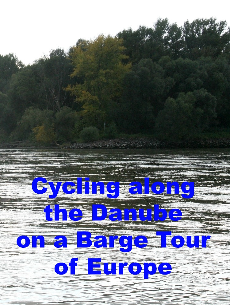 Cycling along the Danube pin