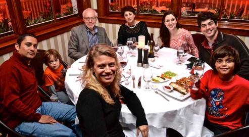 Celebrating 70 Years at Flagler Steakhouse in Palm Beach Florida