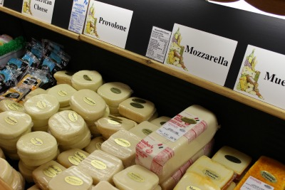 Heini's Cheese Chalet in Ohio's Amish Country