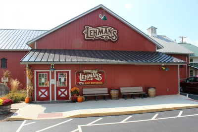 Lehman's Hardware Store in Ohio's Amish Country