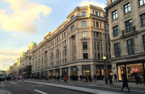 The Best Places to Shop in London