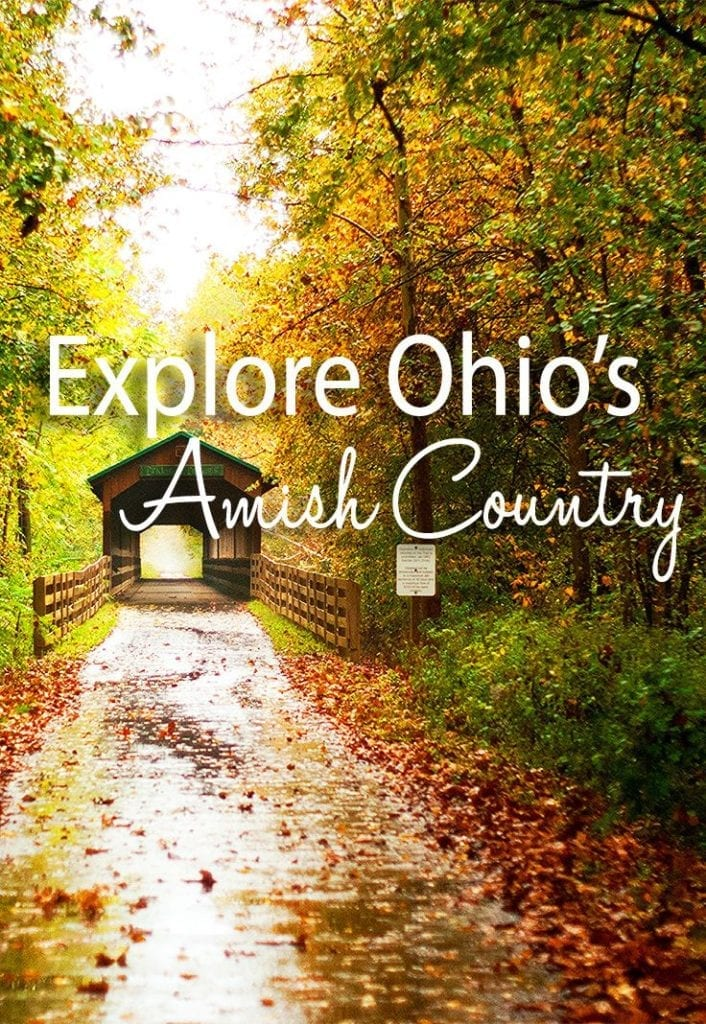 Spend the Day in Ohio's Amish Country