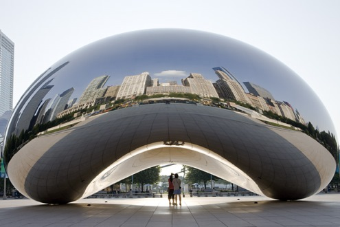 Things to Do with Kids in Millennium Park Chicago
