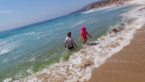 3 Best Beaches for Families in Orange County