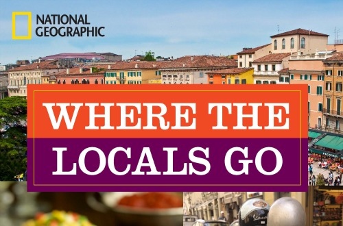 Where the Locals Go: More than 300 Places Around the World to Eat, Play, Shop, Celebrate and Relax