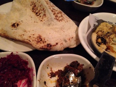 Will Travel for Food: Great Veggie Choices at Zahav in Philly