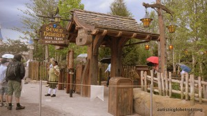 Can a Child with Autism Ride Disney's Seven Dwarfs Mine Train?
