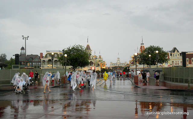 Tips for visiting Disney World Parks when it rains