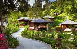 Maylasia is the family travel location for the Bunga Raya Island Resort & Spa Photo courtesy Preferred Family collection