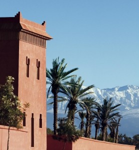 Kenzi Menara Palace in Morocco possible for family travel. Photo courtesy Preferred Family collection.