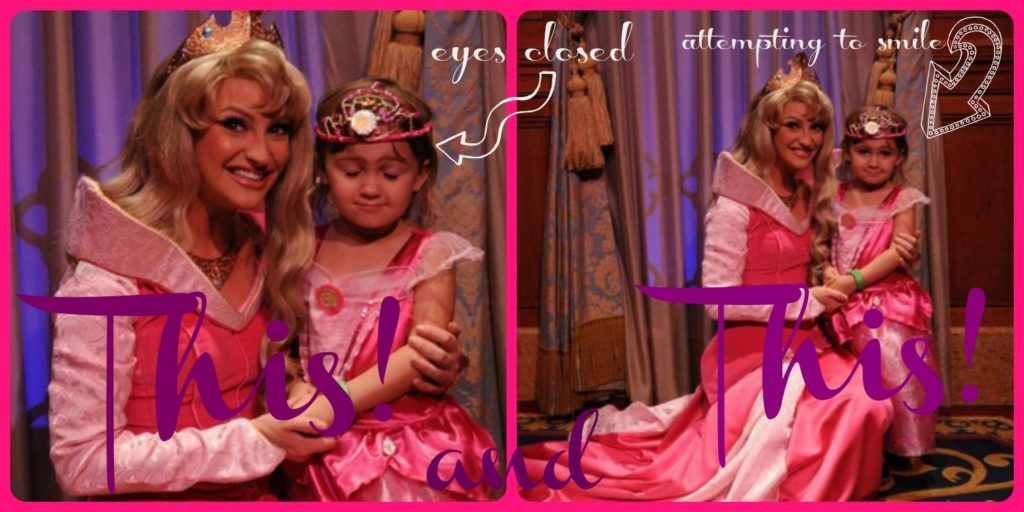 sleeping beauty, disney princess picture, memory maker, disney with toddlers, pri