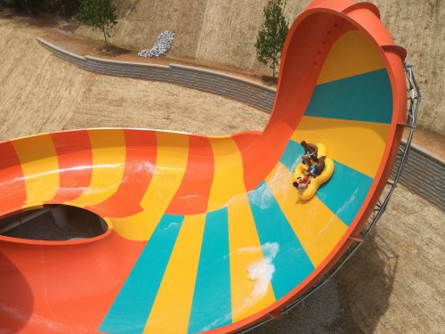 Six Flags Hurricane Harbor via @SueRodman @FieldTripswSue