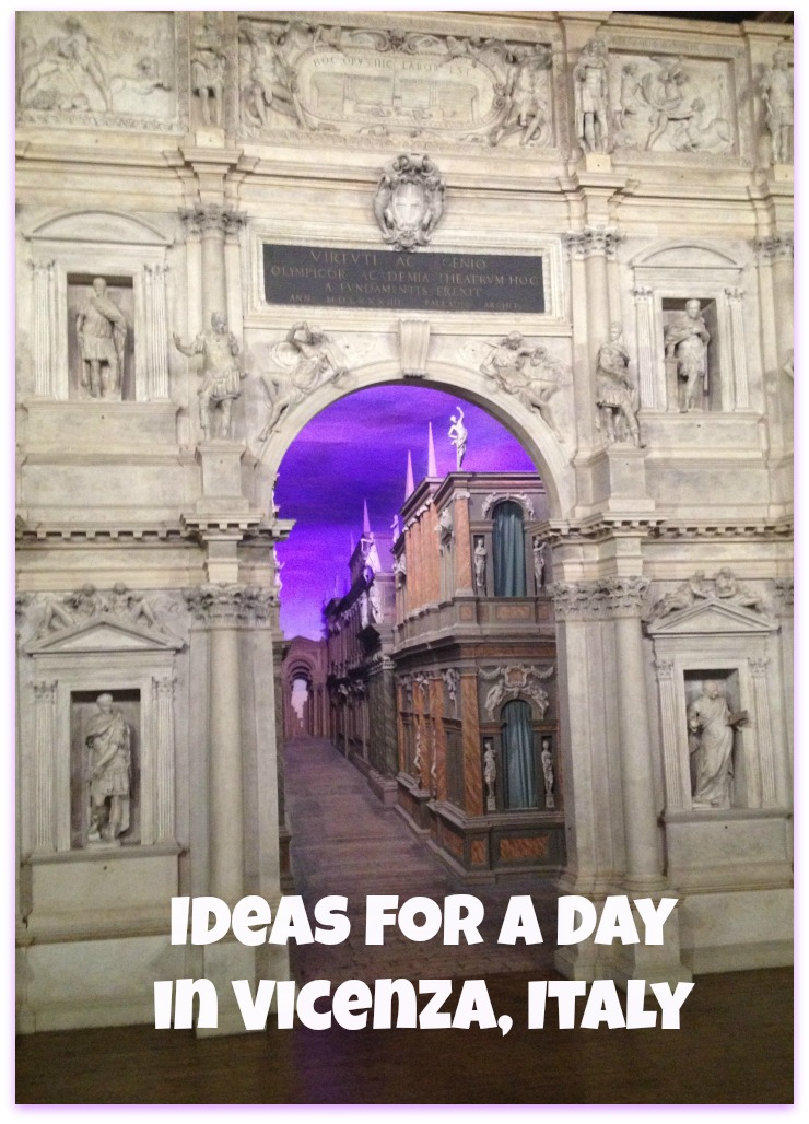 A nearly perfect travel day in Vicenza, Italy