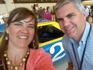 nascar hall of fame new exhibit rockin' and racin'