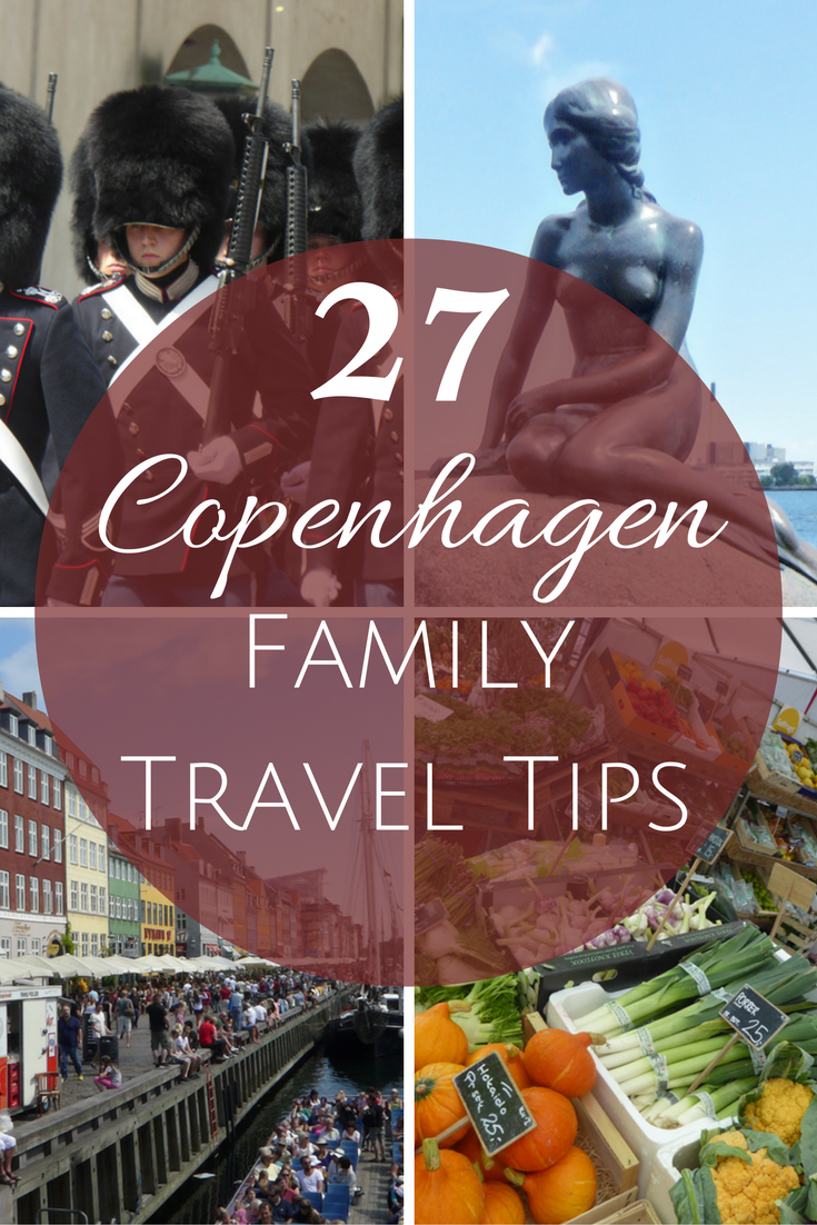 See these 27 helpful tips for Traveling with Family in Copenhagen, Denmark